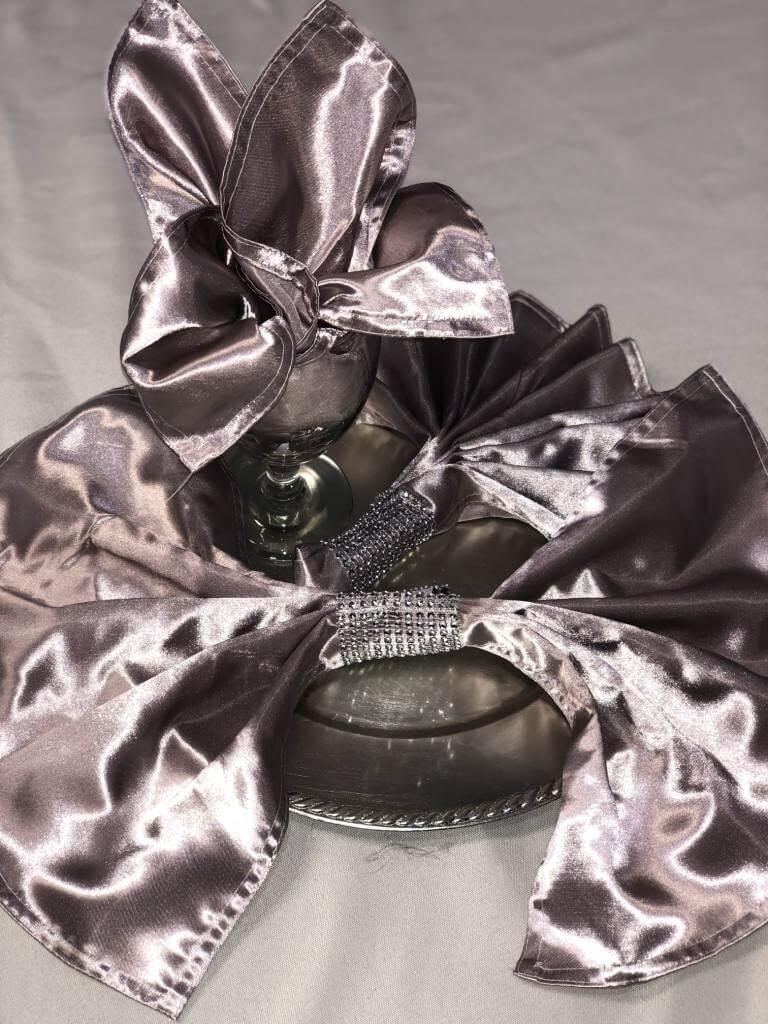 Dark Champagne napkins